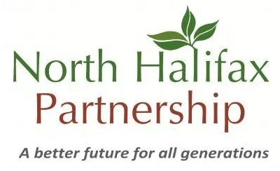 NHP logo with strapline